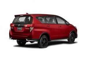 Ảnh xe Toyota Innova 2018
