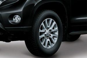 Ảnh xe Toyota Land Cruiser Prado 2018