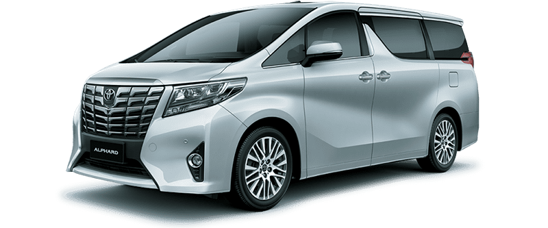 Toyota Alphard 2018 Màu Bạc 4X1