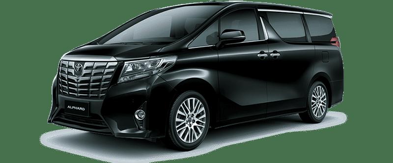 Toyota Alphard 2018 Màu Đen 202