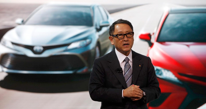 Akio Toyoda và tầm nhìn dài hạn cho Toyota