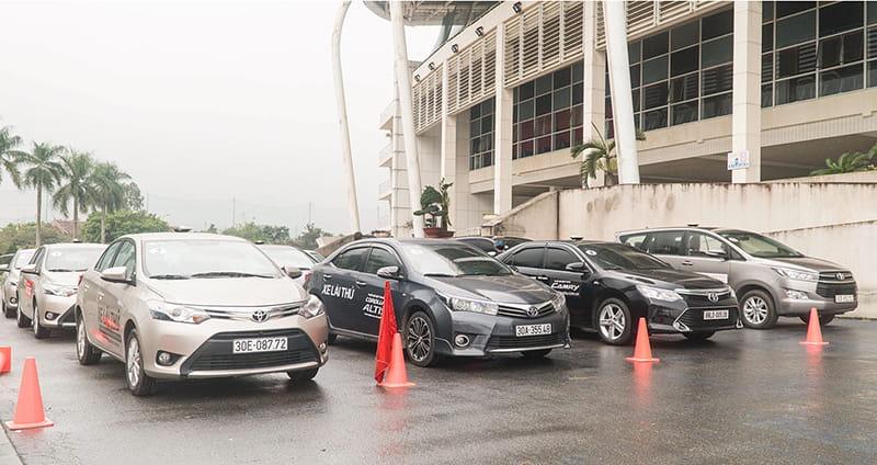 Chất lượng xe Toyota: Thử và tin