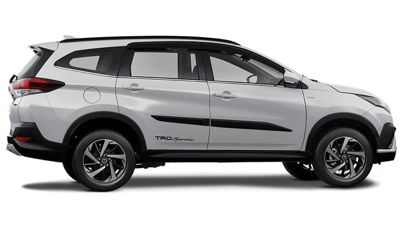Toyota ra mắt Rush 2018 - đối thủ Honda BR-V