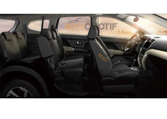 Toyota Rush 2018 lộ diện trước ngày ra mắt