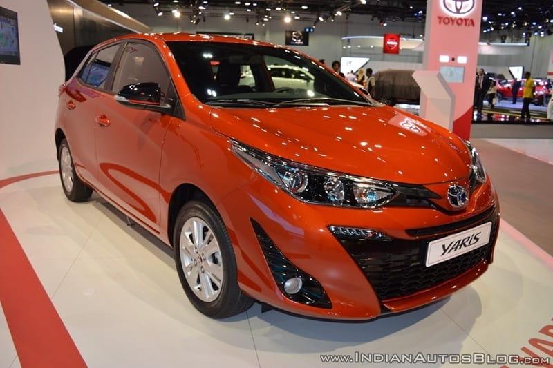 """Toyota Yaris 2018 ra mắt tại """"xứ sở nhà giàu"""" với nhiều nâng cấp"""