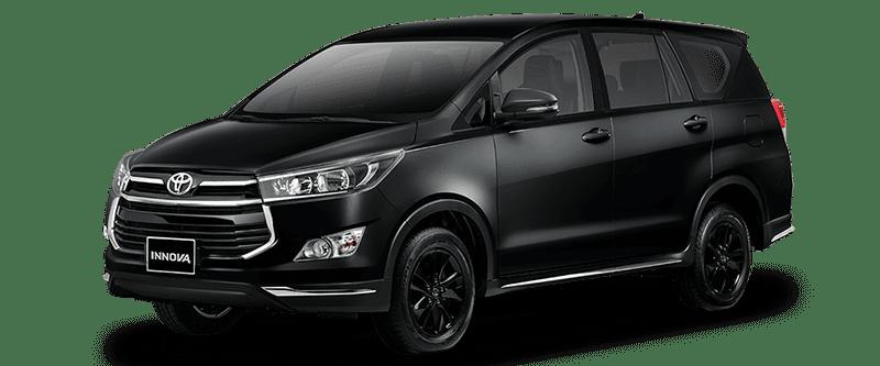Toyota Innova 2018 Màu Đen 218