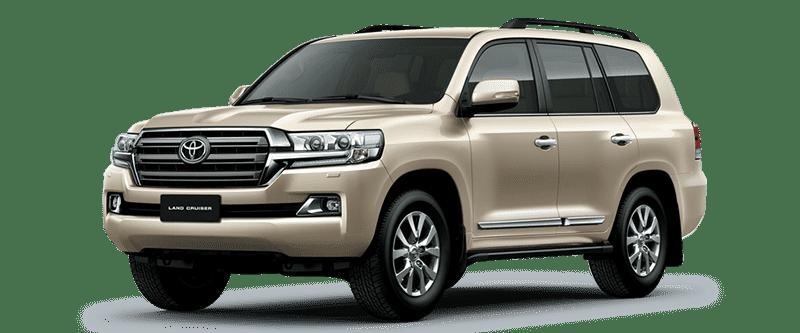 Toyota Land Cruiser 2018 Màu Nâu Vàng 4R3