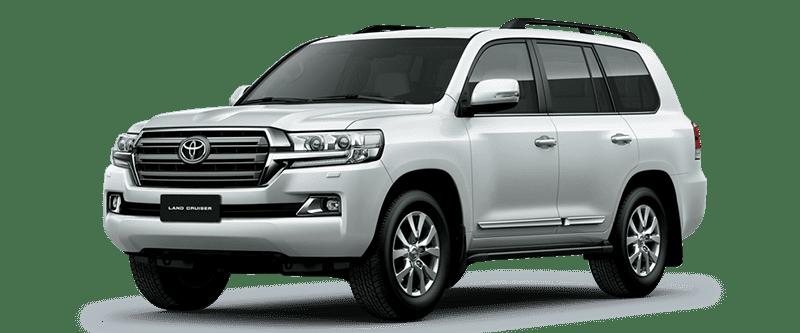 Toyota Land Cruiser 2018 Màu Trắng Ngọc Trai 070