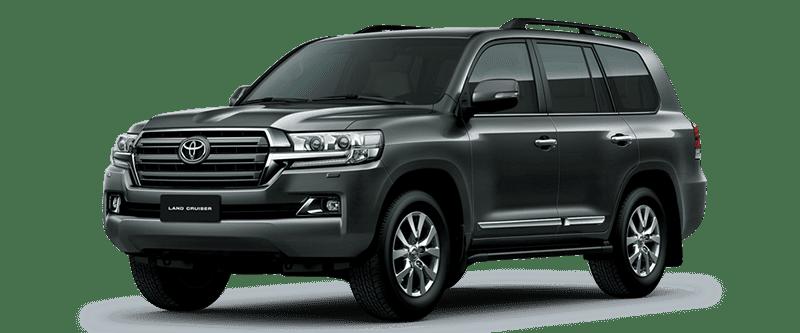 Toyota Land Cruiser 2018 Màu Xám Đậm 1G3