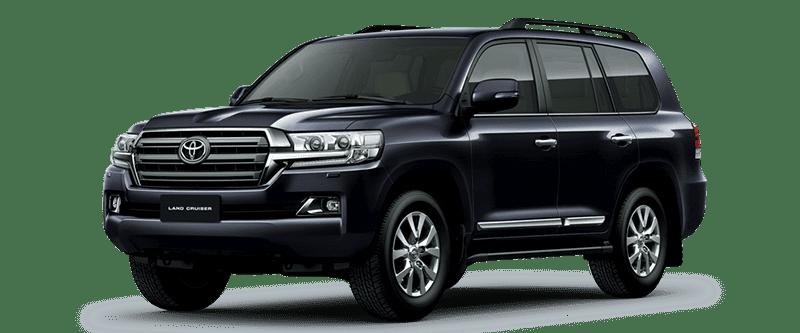 Toyota Land Cruiser 2018 Màu Xanh Đậm 8P8