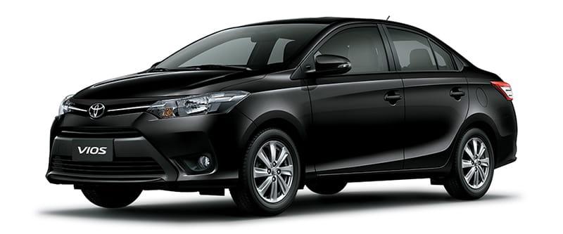 Toyota Vios Màu Đen 218