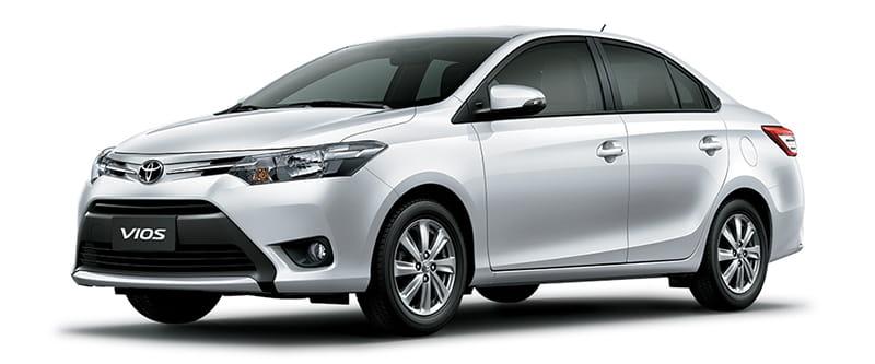 Toyota Vios Màu Trắng 040