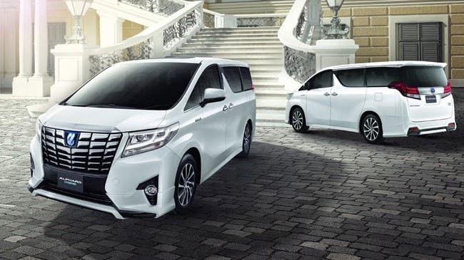 Minivan hạng sang Toyota Alphard và Velfire 2018 bản nâng cấp chính thức ra mắt