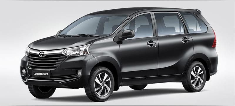 Toyota Avanza 2018 Màu Đen