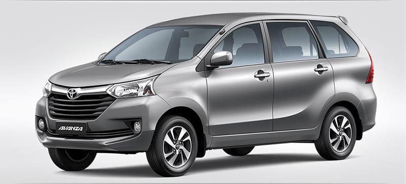 Toyota Avanza 2018 Màu Xám