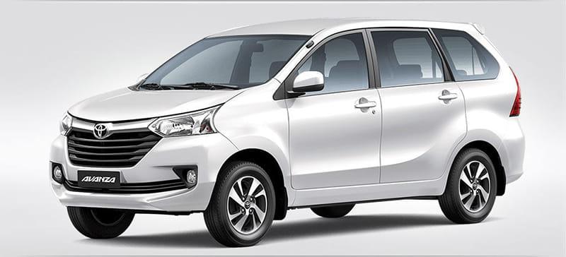 Toyota Avanza 2018 Màu Trắng