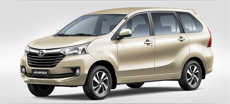 Toyota Avanza 2018 Màu Vàng