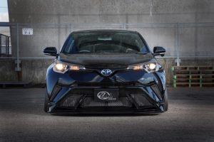 """Toyota C-HR """"lột xác"""" với bản độ mới dữ dằn và lôi cuốn"""