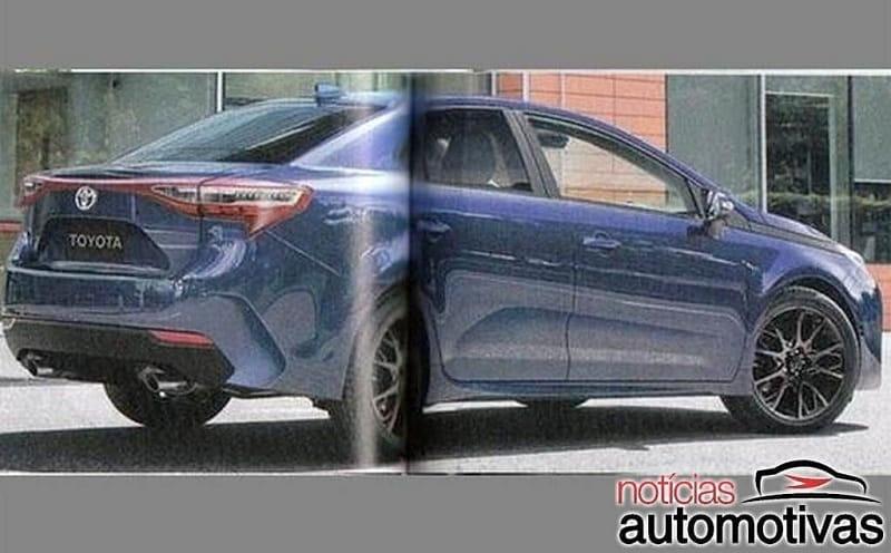 """Toyota Corolla Altis thế hệ mới lộ diện với thiết kế """"ngầu"""" hơn"""