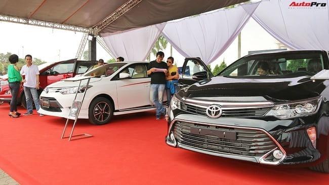 Toyota vẫn đứng đầu trong bảng đánh giá dịch vụ sau bán hàng tại Việt Nam