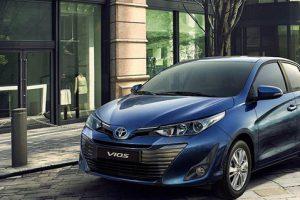 Toyota Vios 2018 ra mắt tại Lào và Campuchia, giá từ 19.300 USD