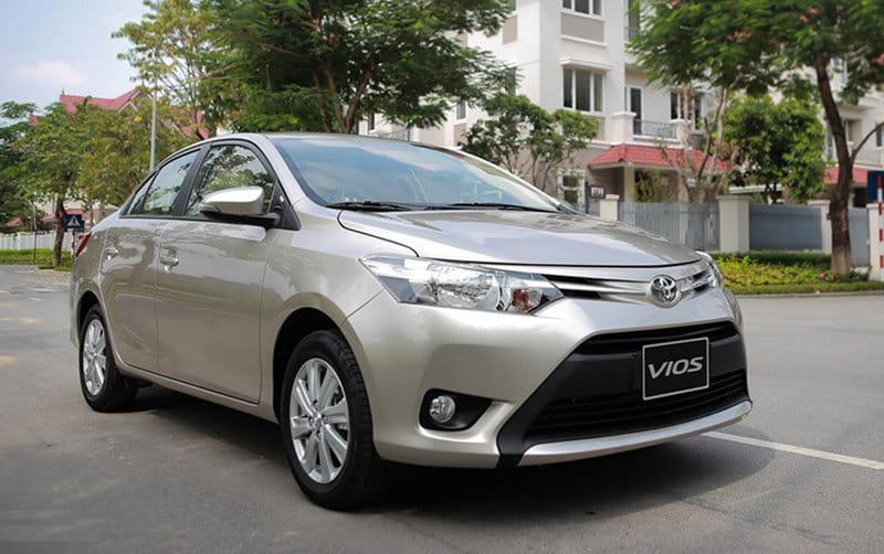 """Toyota Vios, Innova và Corolla Altis làm hãng xe Toyota """"nở mày nở mặt"""""""