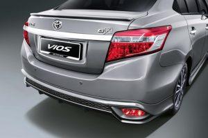 Độ xe Toyota Vios 2018 siêu đẹp