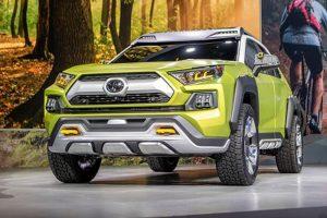 SUV off-road Toyota FT-AC có thể được sản xuất thương mại