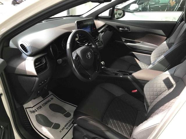 Toyota C-HR turbo về Việt Nam giá khoảng 1,7 tỷ