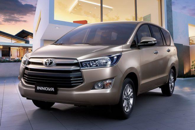 Toyota giảm giá hàng loạt đón Tết Mậu Tuất 2018