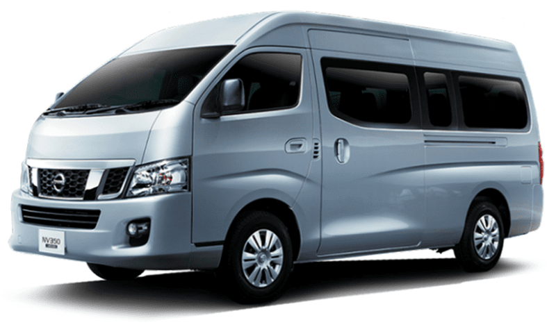 Toyota Hiace 2018 có nâng cấp động cơ tăng áp diesel 2.8 lít
