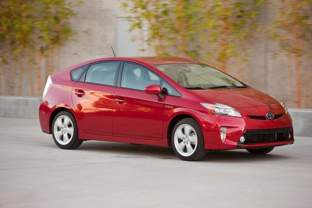 Toyota Prius là nhân tố quan trọng nhất của ngành công nghiệp xe hơi