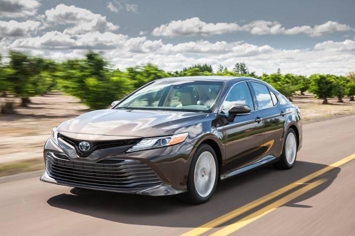 Toyota tiếp tục là hãng xe được ngưỡng mộ nhất thế giới năm 2018