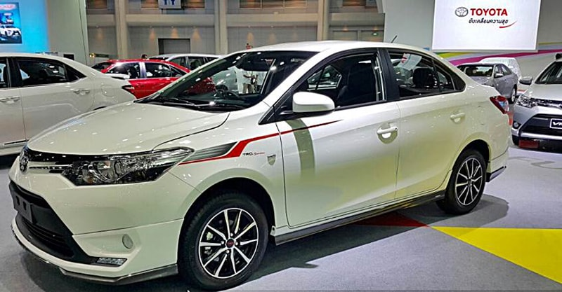 Toyota Vios 2018 giá 425 triệu đồng ra mắt Malaysia, sắp về Việt Nam?