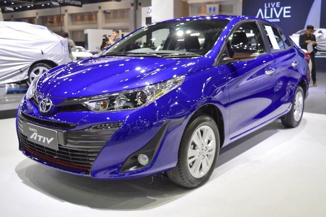 """Toyota Vios 2018 tiếp tục """"đổ bộ"""" châu Á"""