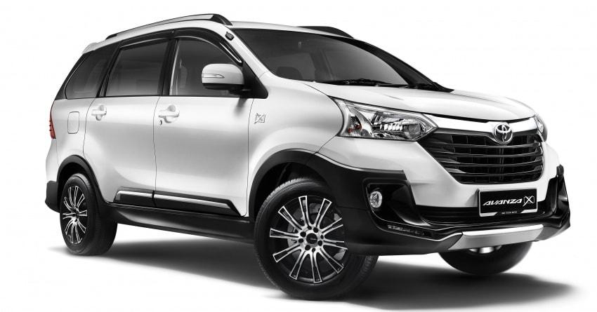 Toyota Avanza 1.5X bắt đầu nhận đặt hàng, giá từ 480 triệu - Toyota Long Biên