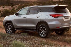 Toyota Fortuner 2018 – Chiếc xe SUV bán chạy nhất phân khúc