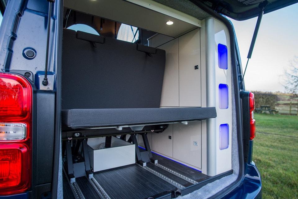 Toyota Proace Lerina - nhà di động mới cho người ưa dịch chuyển