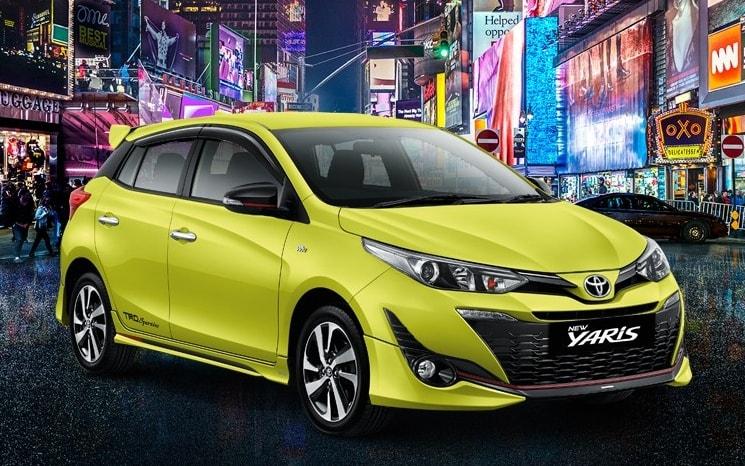 Toyota Yaris mới ra mắt, giá chỉ từ 380 triệu