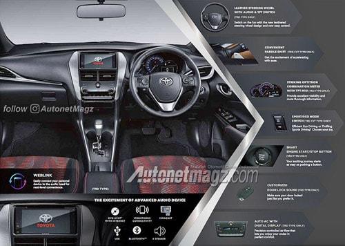 """Toyota Yaris TRD Sportivo 2018: Đẹp và """"sang chảnh"""" hơn"""