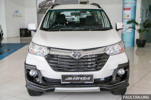 Toyota Avanza X tham gia phân khúc xe giá rẻ tại Đông Nam Á