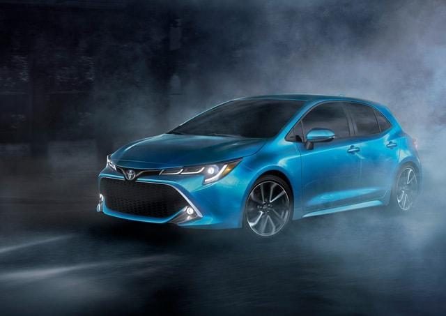 Toyota giới thiệu bản hatchback Corolla 2019