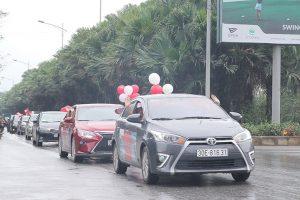 Toyota Long Biên - Chia sẻ yêu thương