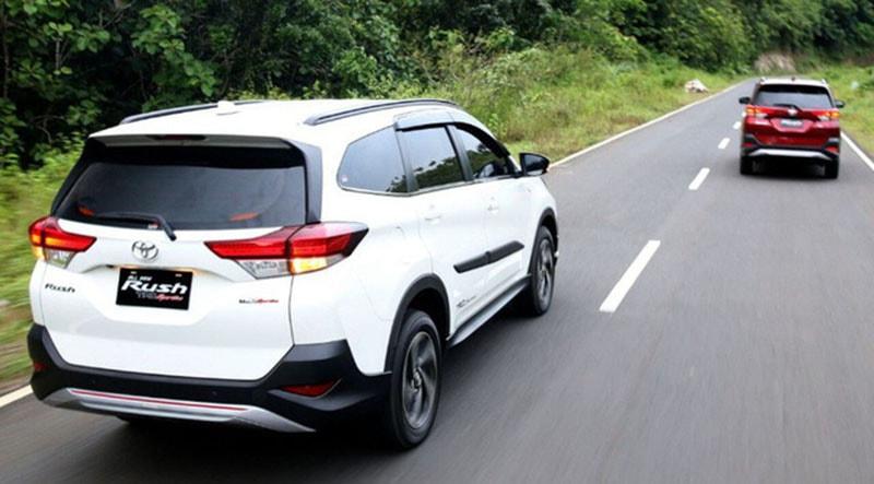 Toyota Rush chuẩn bị độ bộ về Việt Nam